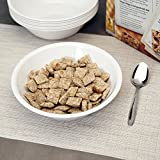 28-ounce Plastic Cereal/Soup Bowls | set of 8 White