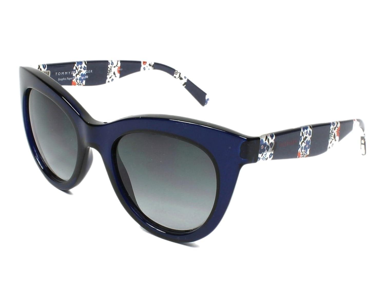 Tommy Hilfiger TH 1480/O/S 9O, Gafas de sol Unisex-Adulto, Blue 51