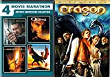 Ancient Fantasy Adventures Collection Eragon + Robin Hood / Dragonheart / The Muskateer / The Quest 5 Movie Bundle Pack