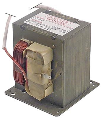 HV - Transformador de dpc20057603 para microondas 50 Hz ...