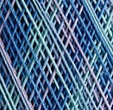 Aunt Lydia's Crochet Thread - Variegated - Size 10