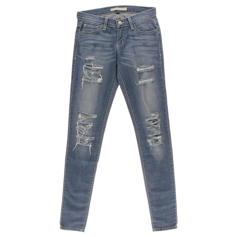 c3c5097f62 delicate Flying Monkey Womens Distressed Denim Skinny Jeans - test ...