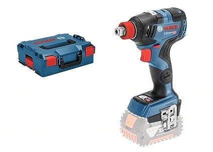 Bosch Professional GDX 18V–200 C - Atornillador de impacto (sin bateria, 18 V, par de giro: 200 Nm, en L-BOXX)