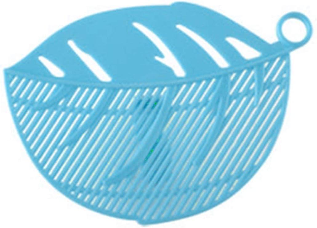 Blattform Reiswaschsieb Bohnen Erbsen Reinigungsger/ät K/üchenclips Werkzeuge Langlebiges Kunststoff-Reiswaschwerkzeug Haushaltsbedarf Paperllong