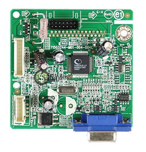 Aoc CBPFGJACBAE014 Main Board 715G3244-M01-004-004L TFT185W80PS2 931SWL