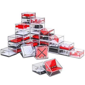 Sunbary Juegos de Habilidad - Pack de 24 Juegos Variados ...