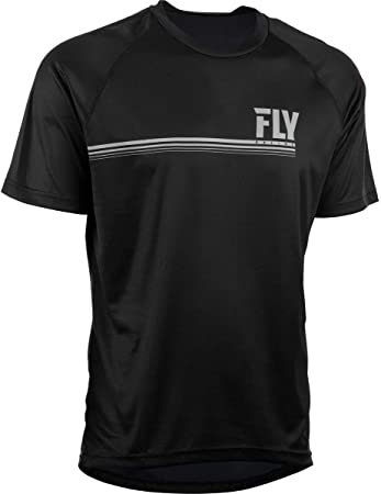 Fly Racing Mountain Bike MTB Adult Jersey Action Blue//Charcoal