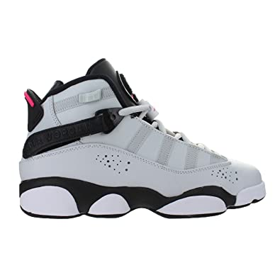 sale retailer 2392b a9fb2 Jordan 6 Rings GG Boys Basketball-Shoes 323399  Amazon.co.uk  Shoes   Bags