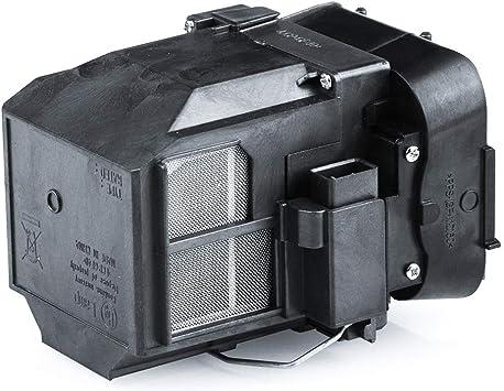 Lanwande Lampes ELPLP77 Series Module de Lampe de Remplacement pour EB-1970W 1975W 1980WU 1985WU 4550 4650 4750W E4770W 4850WU 4855WU 4950WU 4955WU PowerLite 1975W 1980WU 1985WU 4750W 4770W