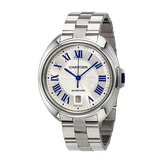 Cartier Cle De Cartier Reloj de Hombre automático 40mm WSCL0007: Amazon.es: Relojes