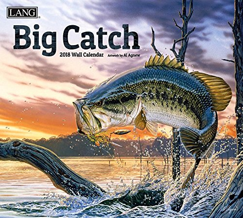 (Big Catch 2018 Calendar)
