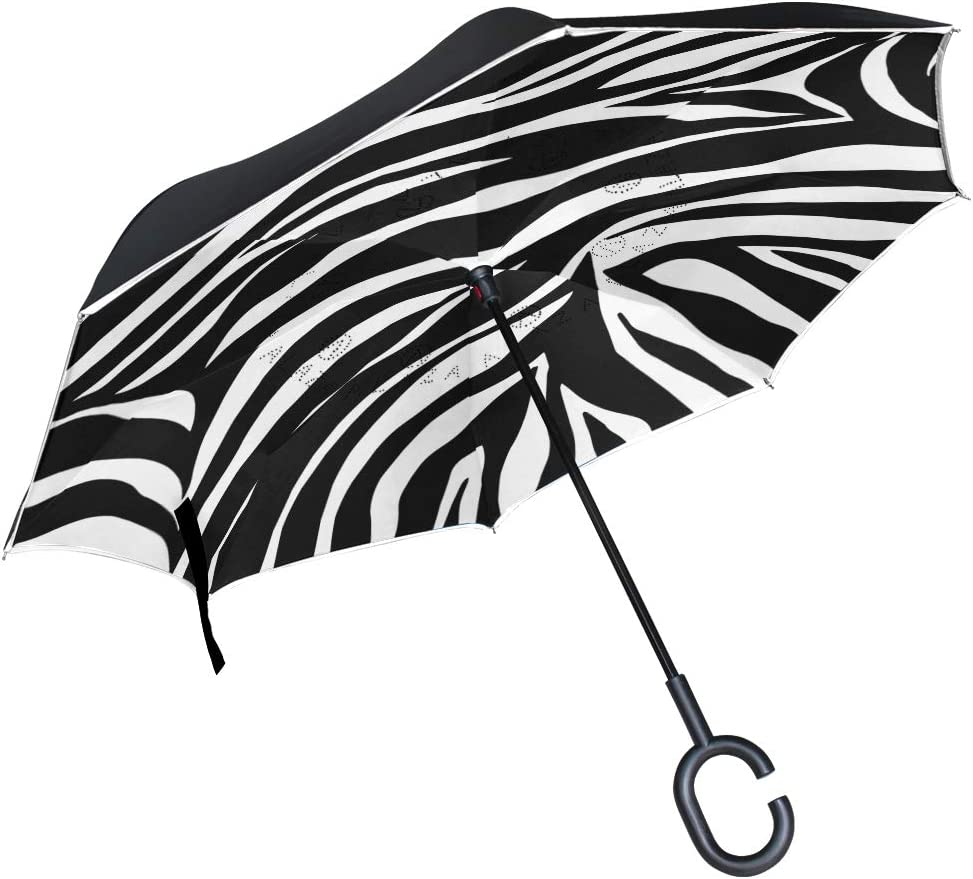 Indian Talisman Dreamcatcher Sturdy Windproof And UV Protection Compact Travel Umbrella For Women Men Double Layer Inverted Umbrella Cars Reverse Umbrella With C-Shaped Handle