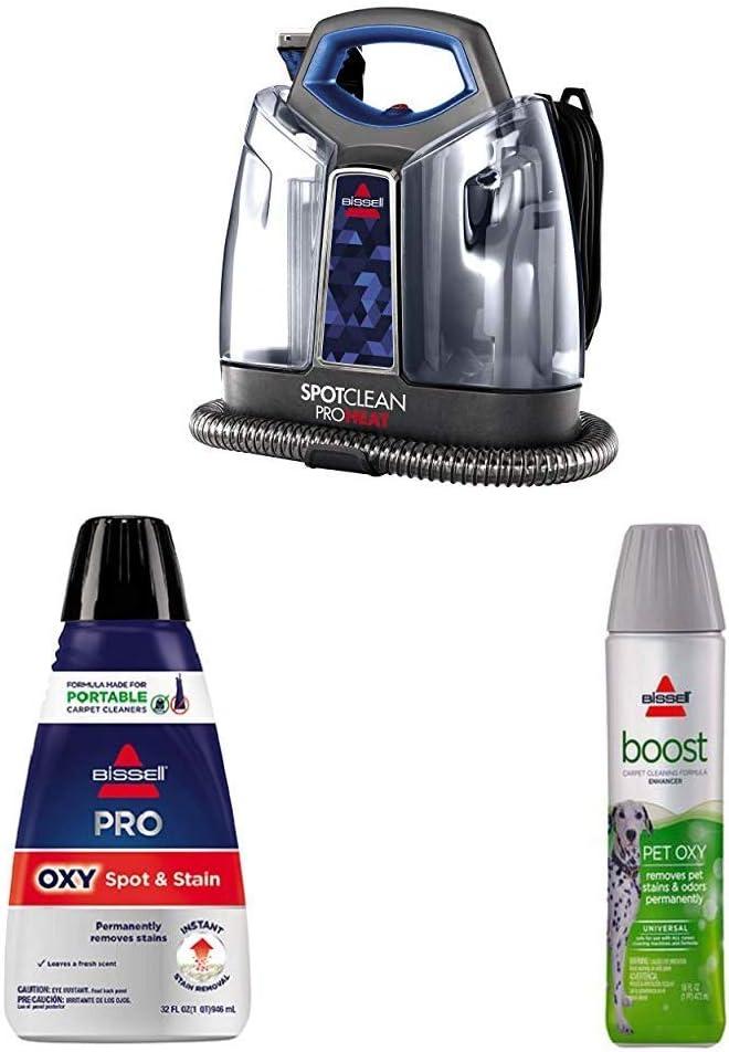 SpotClean + Pro Oxy Formula + Pet Oxy Boost