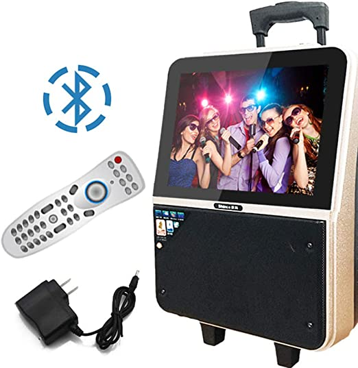 NCBH Altavoces portátiles multifunción inalámbricos Smartphone ...