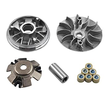 KIT COMPLETO FRIZIONE GY6 125