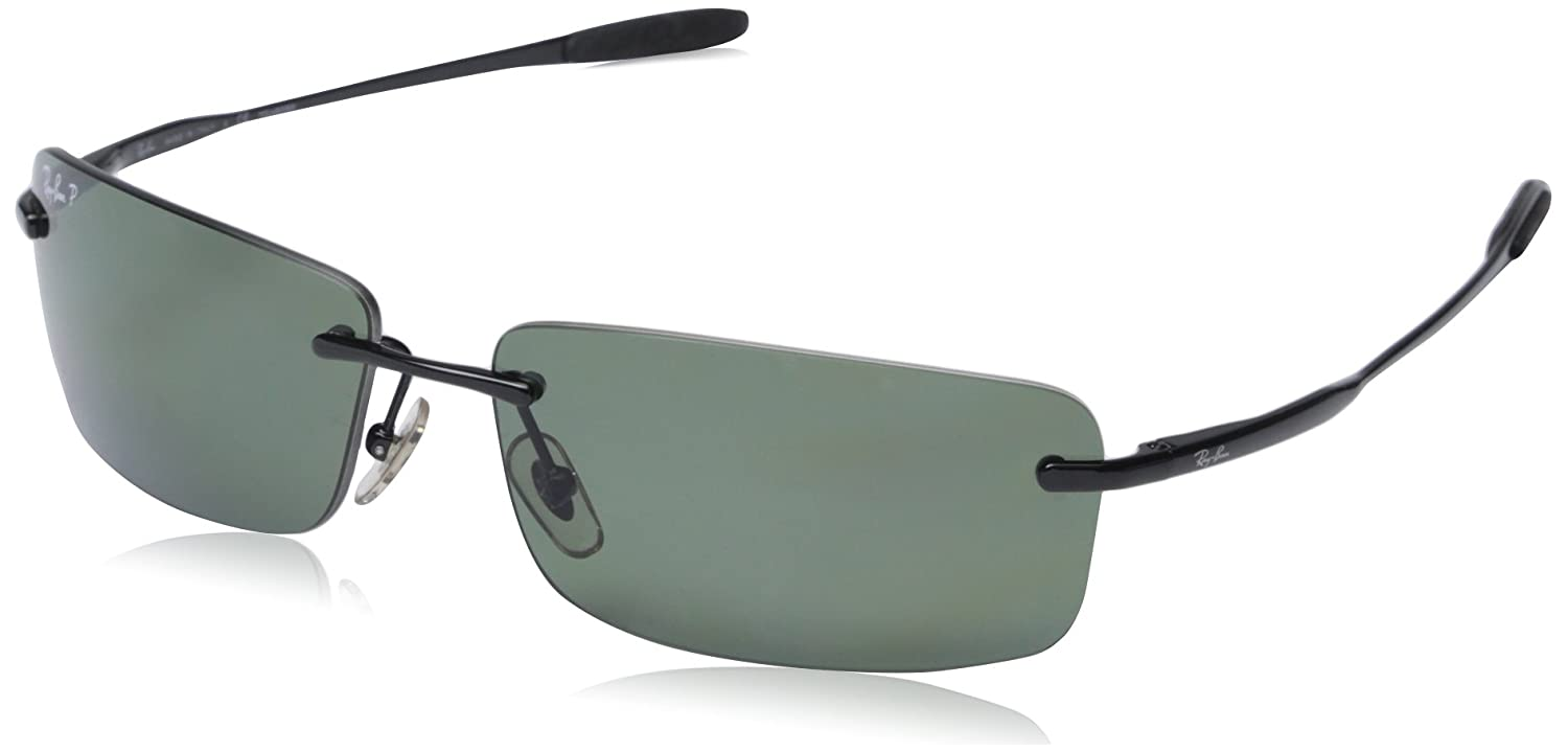 d9446d4437 Ray-Ban Sunglasses RB3344 Sunglasses  Amazon.co.uk  Clothing