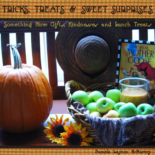 (Tricks, Treats and Sweet Suprises: An Excerpt from A Harvest and Halloween)