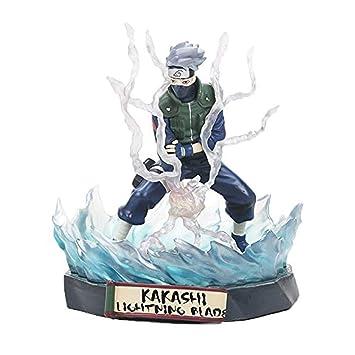 Siyushop 19 Cm PVC Naruto Ninja Figura De Acción - Sasuke ...