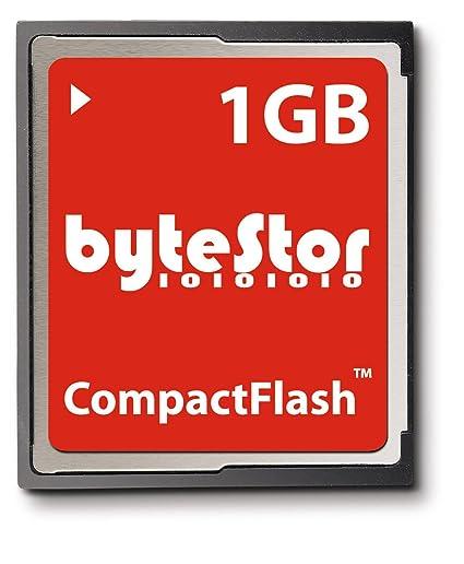 ByteStor - Tarjeta CompactFlash 1 GB: Amazon.es: Informática