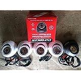 Seco-Larm EV-122CDVH3Q, 3.6mm Lens, 24 IR LEDs, 50'Range, White