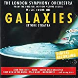 Speziell inszenierte Versionen toller Filmhits - eingespielt vom Londoner Symphonie Orchesters (CD Album, 11 Titel) Williams: Superman / Courage: Star Trek Suite / Goldsmith: Alien / First Men In The Moon / Barry: The Black Hole / Rosenthal: Meteor / Battlestar Galactica / The Day Time Ended / Barry: Moonraker u.a.