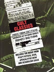 Cult Classics (Trumpet And Piano). Partituras para Trompeta, Acompañamiento de Piano