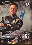 AUTOGRAPHED 2011 Matt Kenseth #17 Crown Royal Racing (Roush) Signed 6X9 Picture NASCAR Hero Card Photo with COA