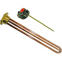 Kippen 5024C–Kit Resistencia Eléctrica para Calentador + Termostato