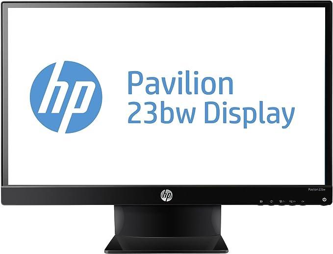 HP Pavilion 23bw - Monitor de 23