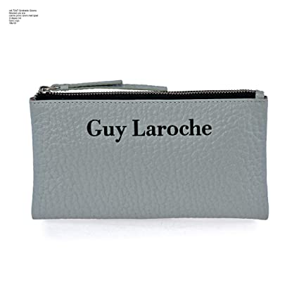 Monedero Plano para Mujer Guy Laroche 7247 (acqua): Amazon ...