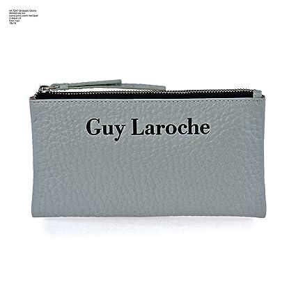 Monedero Plano para Mujer Guy Laroche 7247 (acqua): Amazon ...