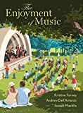 img - for The Enjoyment of Music (Thirteenth Edition) book / textbook / text book