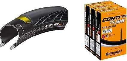 Continental Vélo Pneu Grand Prix 5000 TL Tubeless Pliable 700 X 25 C Noir