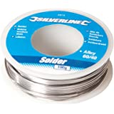 Silverline AS15 - Bobina de estaño (100 g)
