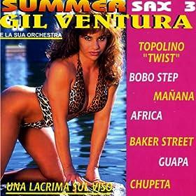 Amazon.com: Summer Sax Vol. 3: Gil Ventura e la sua