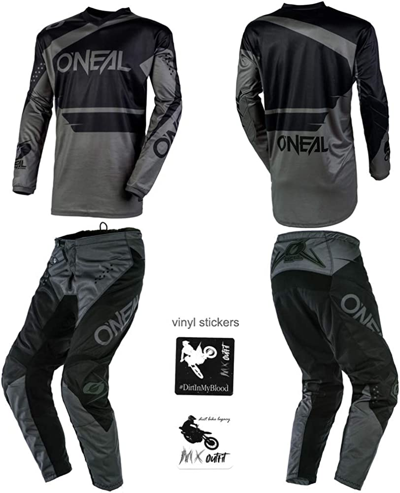 O/'Neal Element Racewear MX Youth Off Road Dirt Bike ATV Motocross Pants