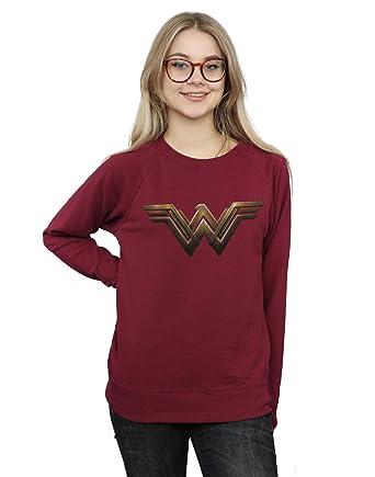 DC Comics Mujer Wonder Woman Logo Camisa De Entrenamiento: Amazon.es: Ropa y accesorios