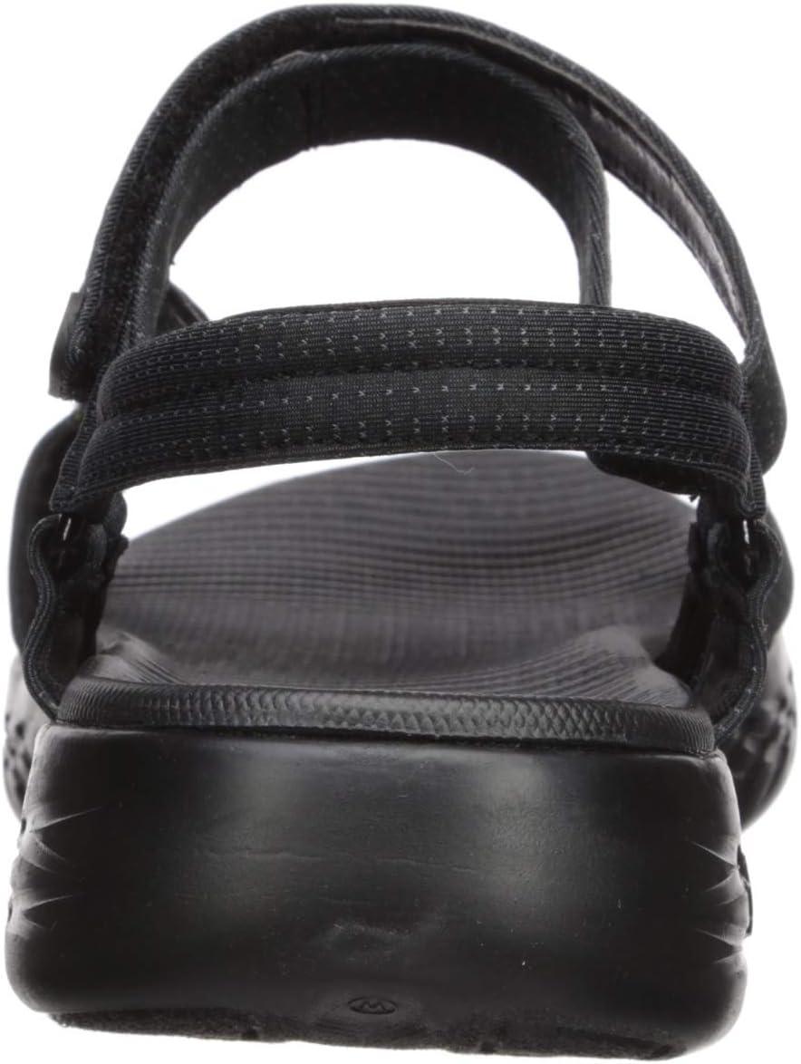 Skechers Womens 15316W On-The-go 600 - Brilliancy Black
