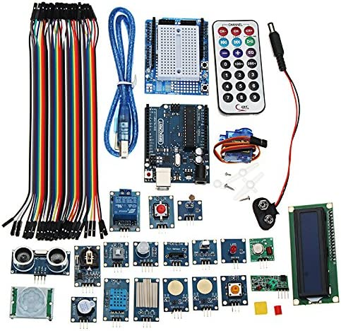 Generic Geekcreit UNO R3 Advanced Module Kit Electronic Learning for Arduino: Amazon.es: Hogar