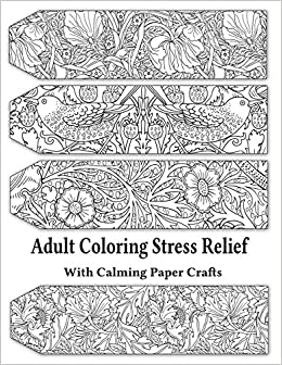 Coloring And Stress Relief