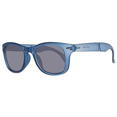 United Colors of Benetton BE987S02 Gafas de Sol, Blue, 51 ...