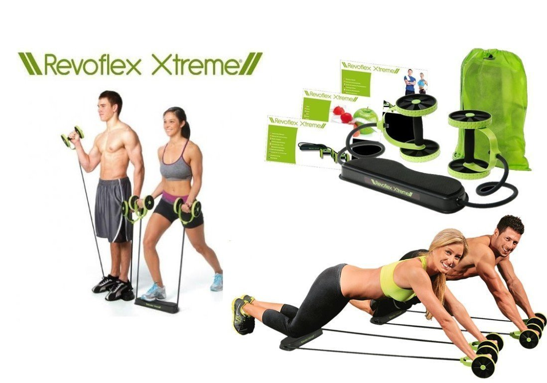 Buy Revoflex Xtreme Home Gym Online at Low Prices in India - Amazon.in