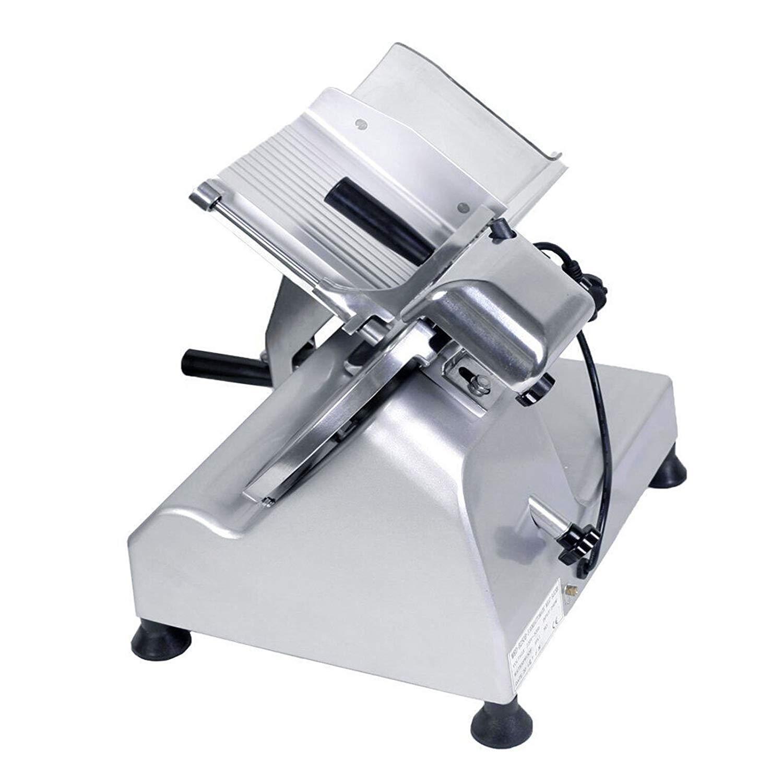 BestEquip One Set Blade 5mm for Desktop Meat Slicer 660 LB//H 500W Meat Cutting Machine 5mm Blade