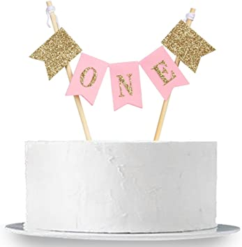 Amazon.com: Handmade One para Primer Cumpleaños de ...