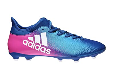 timeless design 90fe3 0f0ae adidas Originals X 16.3 FG, Chaussures de Fitness Homme, Multicolore  Multicolour, 44 EU