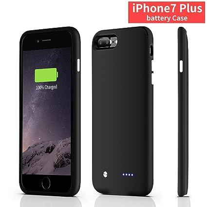 Amazon.com: Batería para iPhone 7plus Caso, chying iPhone ...