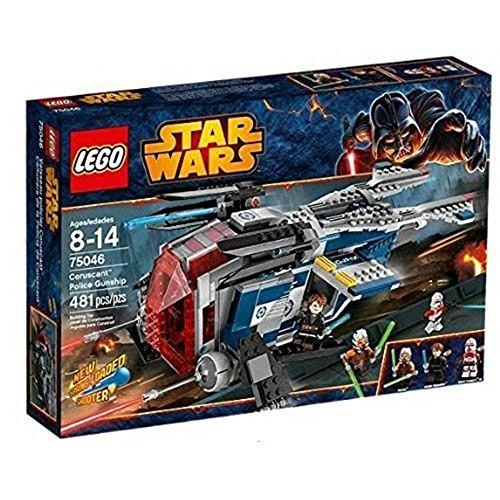 Star Wars Lego 75046 Coruscant Police Gunship ()