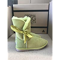 LIME BETTY BOW UGG BOOTS