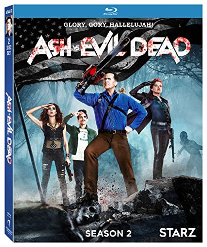 Ash Vs. Evil Dead Season 2 [Blu-ray] (Best Way To Make Money Playing Craps)