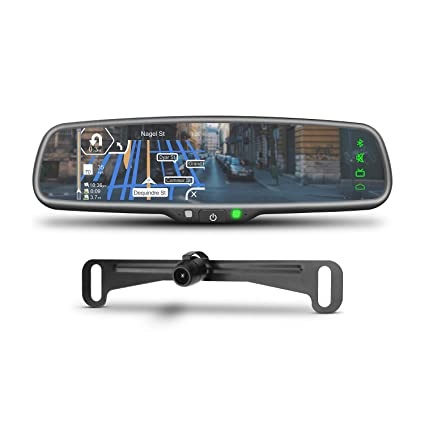 Amazon com: GERMID JM-1 OEM Replacement Rear View Mirror Monitor